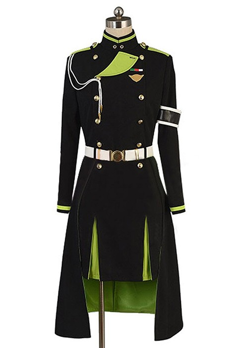 Anime Disfraces Seraph of the End Hombre Mujer